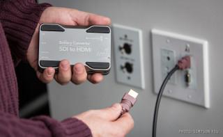SDI->HDMI